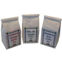 Willow Creek Mill Muffin Mix Trio