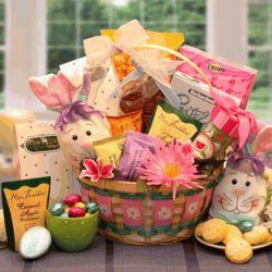 It's An Easter Celebration Sweet Treats Gift Basket