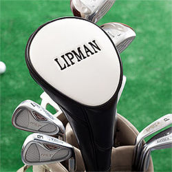 Personalized Golf Club Head Cover