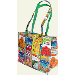 Recycled Large Grocery Tote