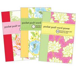Pocket Posh Word Power Books