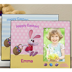 Peter Cottontail Personalized Photo Frame