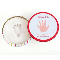 Girl Babyprints Kit Keepsake