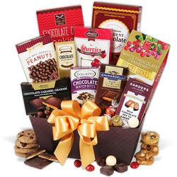 Christmas Gourmet Select Gift Basket