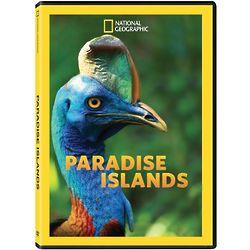 Paradise Islands DVD-R