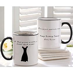 A Best Friend Personalized Coffee Mug