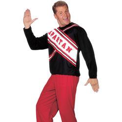 Adult Male Spartan Cheerleader Costume