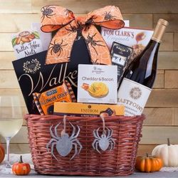 Eastpoint Chardonnay Halloween Gift Basket