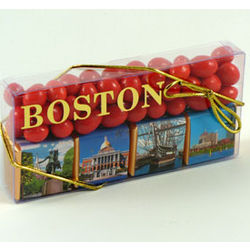 Baked Beans and Boston Scenes Chocolates