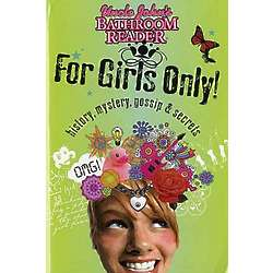 For Girls Only Bathroom Reader Book