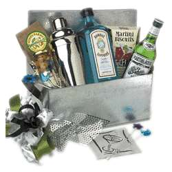 Martini Madness Gift Basket