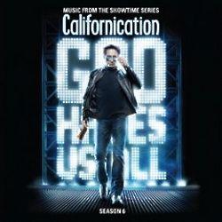Californication Season 6 Soundtrack CD