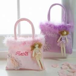 Flower Girl Ballerina Bag
