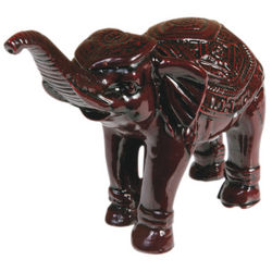 Small Elephant Aquarium Ornament