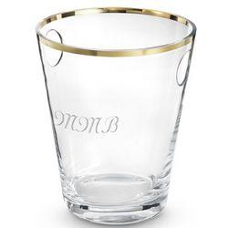 Savoy Gold Rim Champagne Bucket