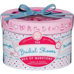 Mini Bridal Shower Box of Questions