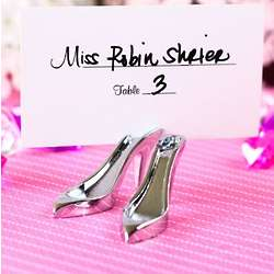 High Heel Shoe Place Card Holder