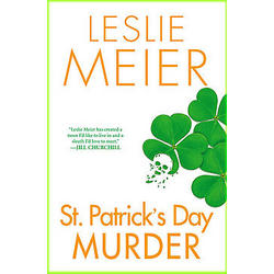 'St. Patrick's Day Murder' Book
