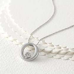 Diamonds for Mom Necklace