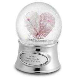 Happy Hour Snow Globe