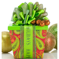 All Is Bright Holiday Gift Basket