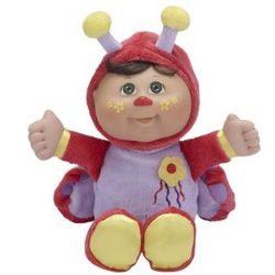 Cabbage Patch Kids Cuties Ladybug Doll