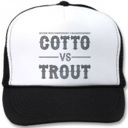 Showtime Boxing Cotto Vs. Trout 2012 Trucker Hat