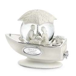 Together Forever Snow Globe
