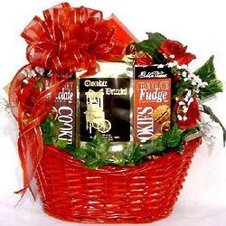 Chocolate Madness Gift Basket