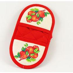 Sprig of Apples Microwave Potholder