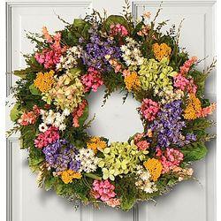 Florence Garden Preserved Wreath