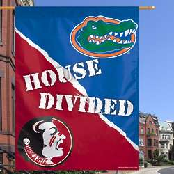 Florida Gators and Florida State Seminoles Dueling Banner