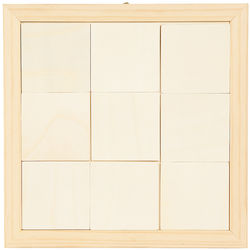 Tile Board Wall Decoration Art Kit