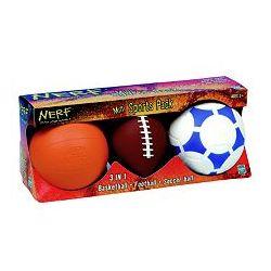 Nerf® Mini Sports Pack
