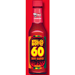 Over The Hill Still Hot @ 60 Hot Sauce