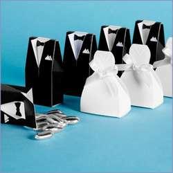 Tuxedo Favor Boxes