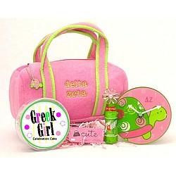 Delta Zeta Greek Girl Sorority Gift Set