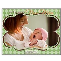 New Mom Photo Panel