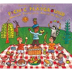 Picnic Playground Song CD
