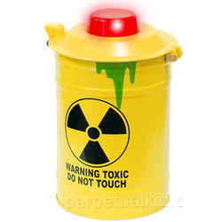 Toxic Waste Cookie Tin