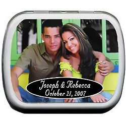 Custom Photo Mint Tins