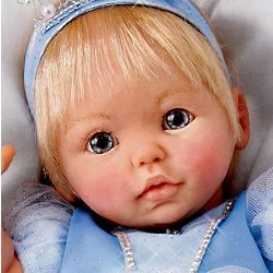Disney Oceans of Dreams Lifelike Musical Baby Doll