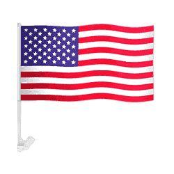 American Flag Car Window Kit