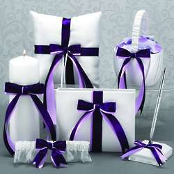 Custom 2-Ribbon Wedding Ceremony Collection