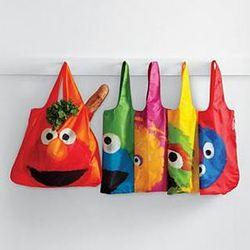 Sesame Street Reusable Market Bags