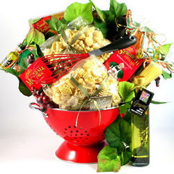 Taste of Italy Italian Food Basket