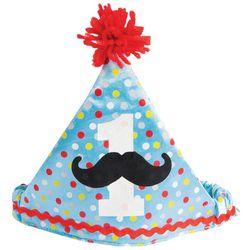 1st Birthday Party Mustache Hat