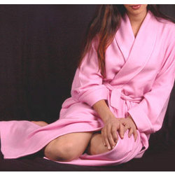 Women's Pure Cashmere Robe