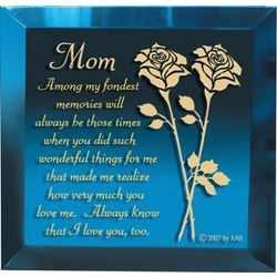 Mom Keepsake Mirror