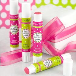 Lip Shimmer Favors